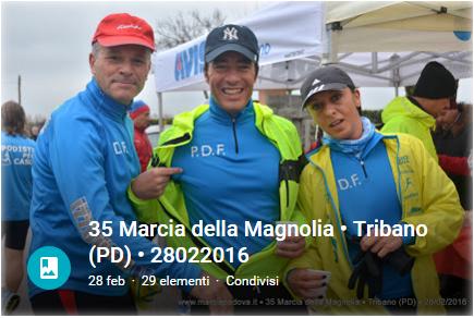 35' Marcia della Magnolia - Tribano