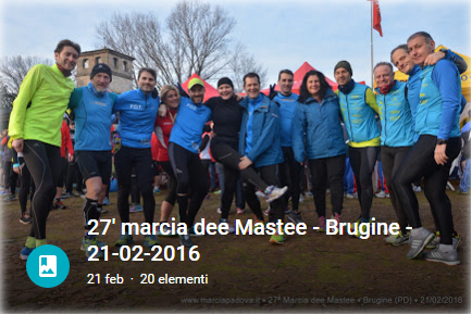 27' marcia dee Mastee - Brugine
