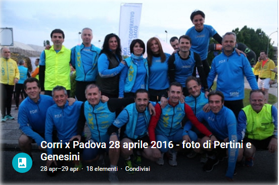 CorriXPadova 28apr16 Ph: Pertini e Genesini