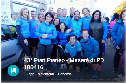 43° Pian Pianeo - Maserà