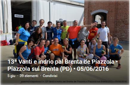 Vanti e indrio Pal Brenta - Piazzola