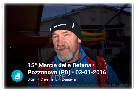 15' Marcia delle Befana - Pozzonovo
