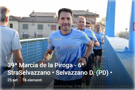 Marcia della Piroga - Selvazzano D.