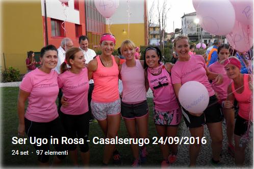 Ser Ugo in Rosa - Campodarsego