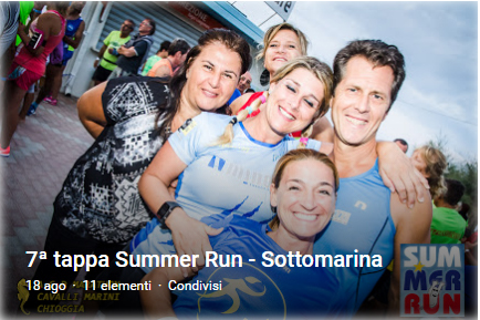 7a Summer Run - Sottomarina