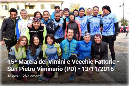 15' Marcia Vimini e Vecchie fattorie - S. Pietro Viminario