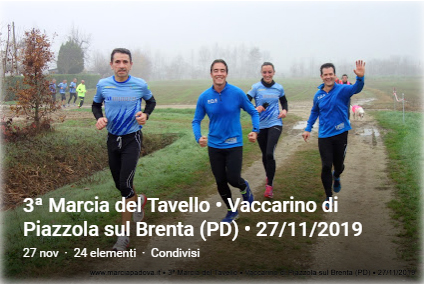 Marcia del Tavello, Vaccarino