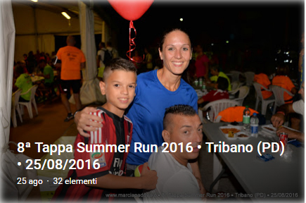 8a Summer Run a Tribano