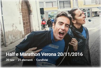 Half e Marathon Verona - 20/11/2016