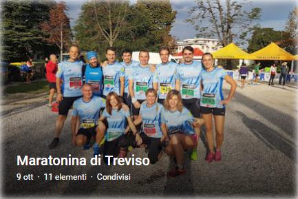 Album della Mezza Maratona di Treviso