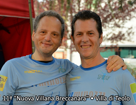 "11ª ""Nuova Villana Breccanara"" • Villa di Teolo (PD) • 02/04/2017"