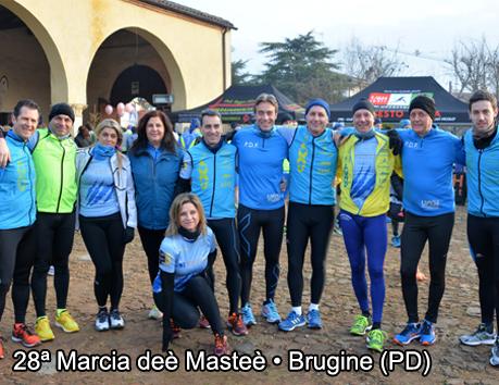 28ª Marcia deè Masteè • Brugine (PD)