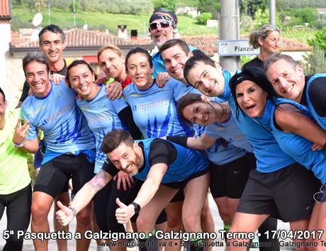 5ª Pasquetta a Galzignano • Galzignano Terme (PD) • 17/04/2017