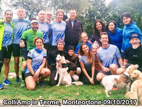 ColliAmo le Terme, Monteortone 09/10/2017