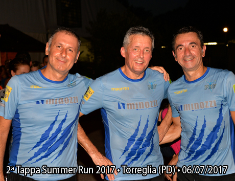 2ª Tappa Summer Run 2017 • Torreglia (PD) • 06/07/2017