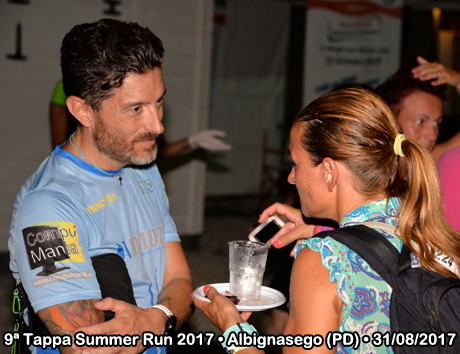 9ª Tappa Summer Run 2017 • Albignasego (PD) • 31/08/2017