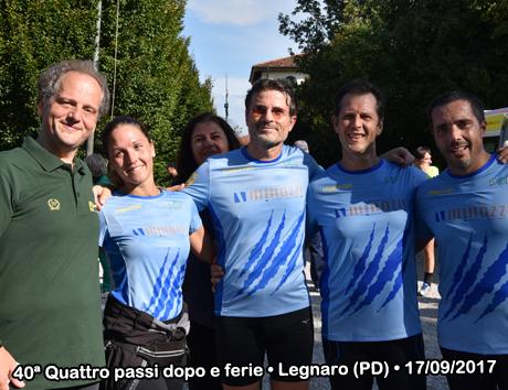 40ª Quattro passi dopo e ferie • Legnaro (PD) • 17/09/2017