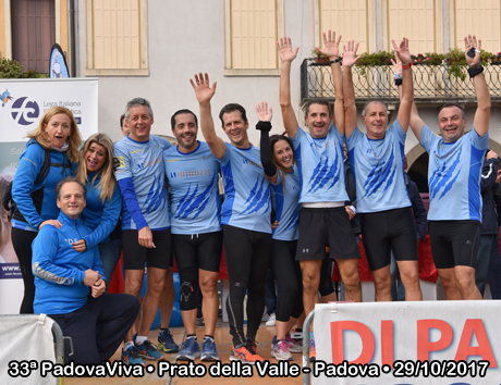 33ª PadovaViva • Prato della Valle - Padova • 29/10/2017