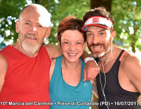 10ª Marcia del Carmine • Pieve di Curtarolo (PD) • 16/07/2017