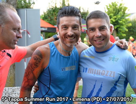 5ª Tappa Summer Run 2017 • Limena (PD) • 27/07/2017