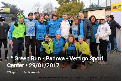 1' Green Run - Vertigo Sport Center