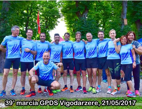 39ª Marcia G.P.D.S. Vigodarzere • Vigodarzere (PD) • 21/05/2017