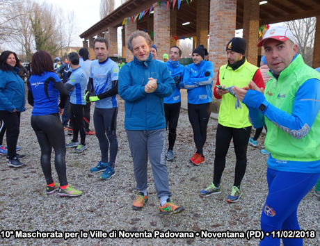 10ª Mascherata per le Ville di Noventa Padovana • Noventana (PD) • 11/02/2018