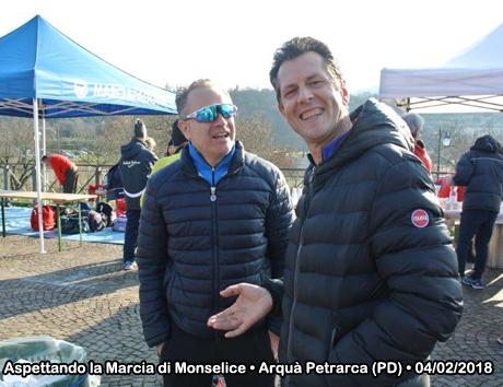 Aspettando la Marcia di Monselice • Arquà Petrarca (PD) • 04/02/2018