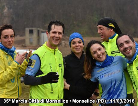 35ª Marcia Città di Monselice • Monselice (PD) • 11/03/2018