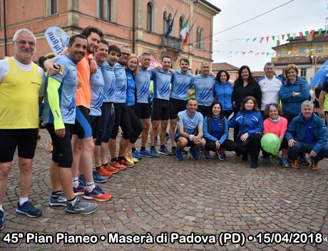45ª Pian Pianeo • Maserà di Padova (PD) • 15/04/2018