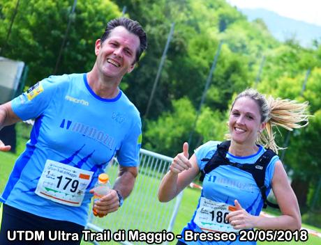 UTDM Ultra Trail di Maggio - Bresseo 20/05/2018