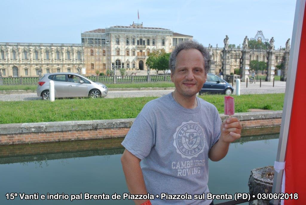 15ª Vanti e indrio pal Brenta de Piazzola • Piazzola sul Brenta (PD) • 03/06/2018