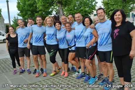17ª Marcia dei vimini e vecchie fattorie – S. Pietro Viminario - 24 giugno 2018