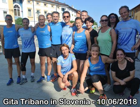 Gita Tribano in Slovenia - 10/06/2018