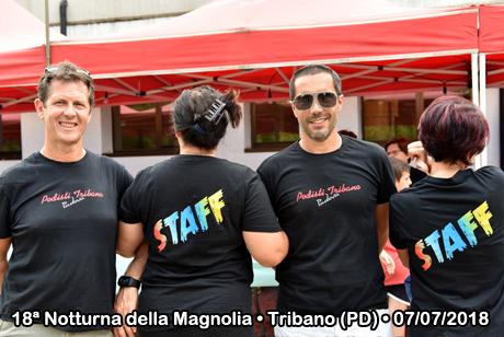 18ª Notturna della Magnolia • Tribano (PD) • 07/07/2018