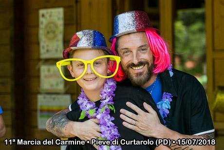 11ª Marcia del Carmine • Pieve di Curtarolo (PD) • 15/07/2018