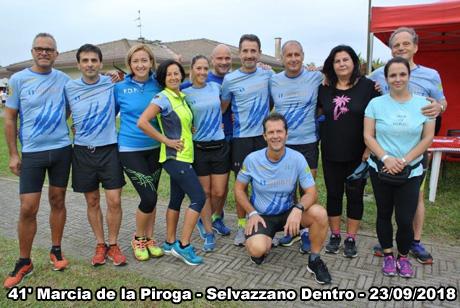 41' Marcia de la Piroga - Selvazzano Dentro - 23/09/2018