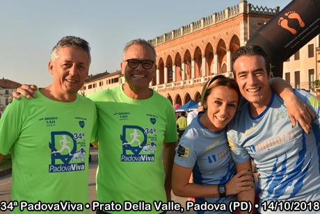34ª PadovaViva • Prato Della Valle, Padova (PD) • 14/10/2018
