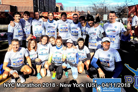 NYC Marathon 2018 - New York (US) - 04/11/2018