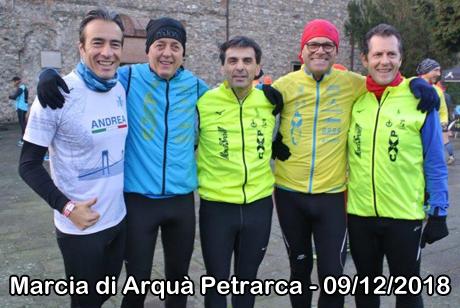 Marcia di Arquà Petrarca - 09/12/2018