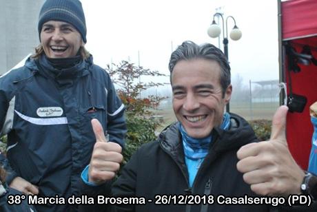 38° Marcia della Brosema - 26/12/2018 Casalserugo (PD)